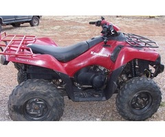 MUST SELL Kawasaki 750 ATV