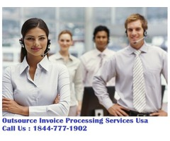 Invoice Processing Services 1844-777-1902