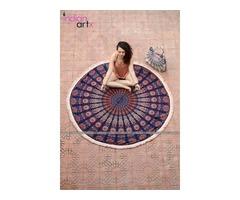 Buy Handmade Mandala Roundies Online