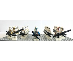 Star Wars Clone Army