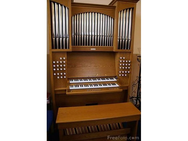 Quad Cities Church Organist Available - Substitute Organist or Permanent Organist | free-classifieds-usa.com