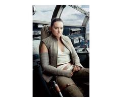 Rey The Last Jedi Vest