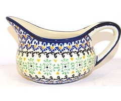 Stylish Stoneware Gravy Boat | Pottery Avenue