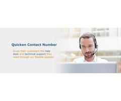 Quicken Customer Technical Support Contact Helpline  1-844-902-4000