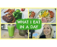 What I eat in a day During Pregnancy - Watch Here
