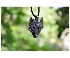 Wolf Jewelry - Wolf Head Pendant| ORDER NOW -10% OFF