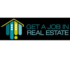 Real Estate Marketing and Real Estate Management Jobs