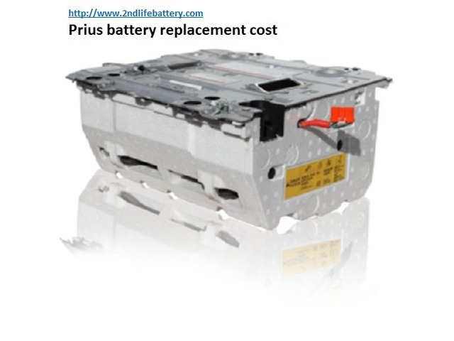 Prius Battery Replacement Cost Find Here With 2nd Life