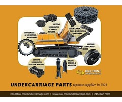 Bux-Mont Undercarriage Chains, Rollers, Sprockets & Idlers Supplier