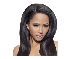 Get hair extensions for curly hair with laslaay Beauty
