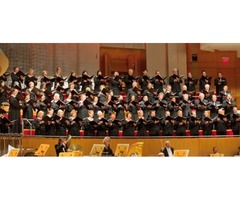 Join the voices of Pacific Chorale