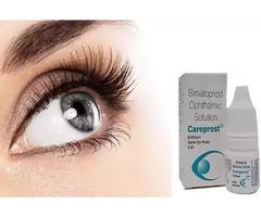 Buy Careprost Eye drops online | Realdrugsmart