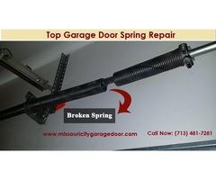 Garage Door Spring Repair & Gate Opener Repair in 77459, TX