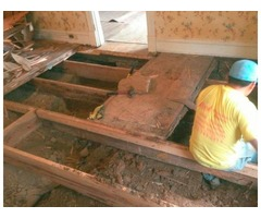 Perfect House Leveling With Rock Structure Repair