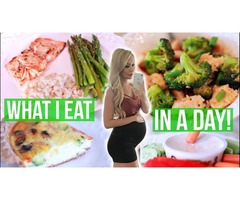 What I eat in a day | Surprising diet during pregnancy