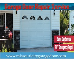 Commercial Garage Door Installation and Service Company Missouri City