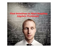 Perfect Online Algebra Tutor in California