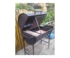 Mechoui, bbq, charbon, spit, rotisserie, grillades, coal grill Text or call (240)532-2986