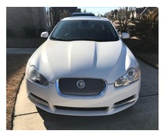 Great buy on a Jaguar!