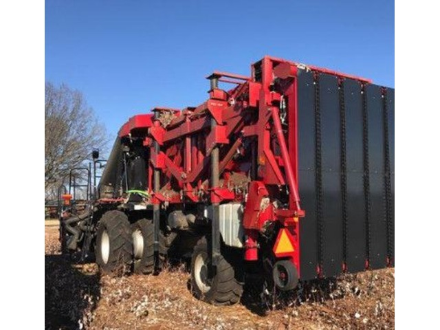 Two 2017 Case IH Module Express 635 Cotton Pickers For Sale | free-classifieds-usa.com