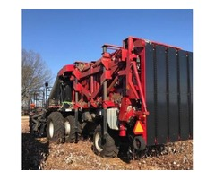 Two 2017 Case IH Module Express 635 Cotton Pickers For Sale