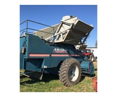 Two Amadas Peanut Combines For Sale