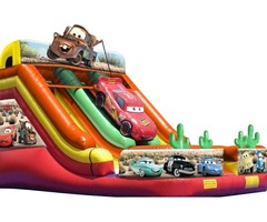 Inflatable Car's Slide for Rent! B Days, Schools, Carnivals, Fundraisers, Events | free-classifieds-usa.com