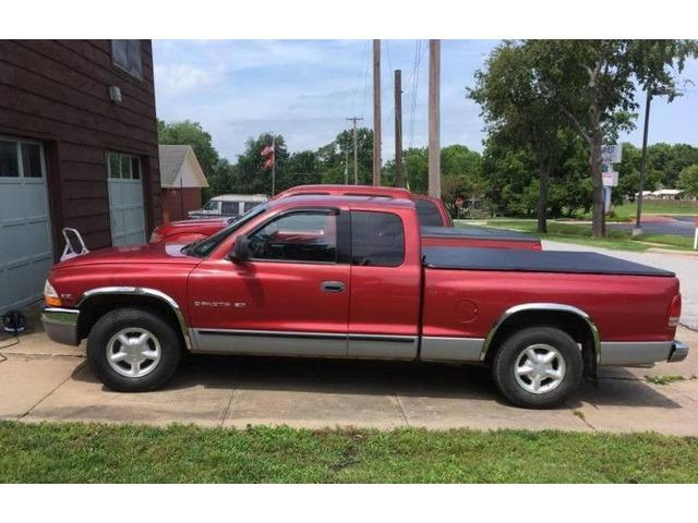 1998 Dodge Dakota Trucks Commercial Vehicles Gravette