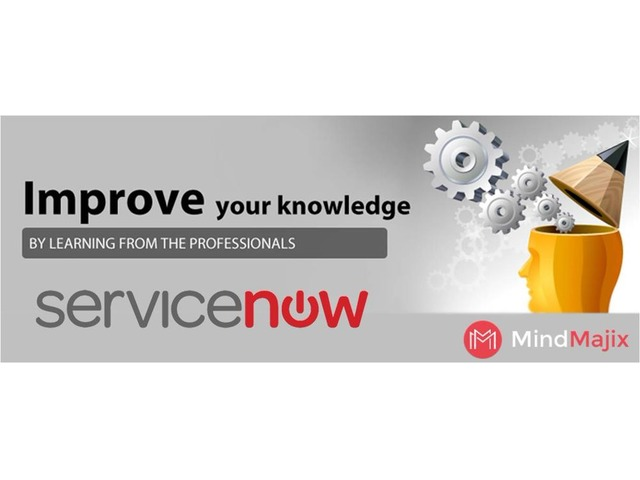 Enhance Your Career With ServiceNow Certification Training - Free ...