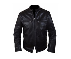 adam jones leather jacket