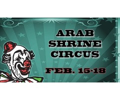Arab Shrine Circus Tickets - Tixbag.com