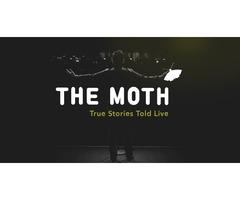 The Moth Storyslam - Tixbag.com