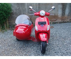 Sidecar Kit For Vespa Piaggio