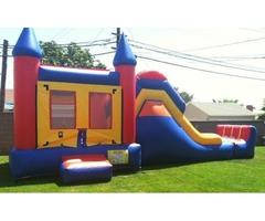 eleganza party rentals wedding dj service tent heaters water slide jumpers