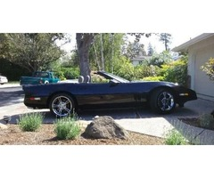 1990 Corvette Convertible