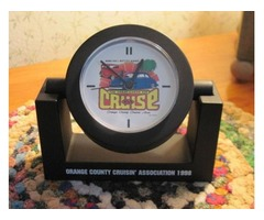 Orange County Cruisin' Association 1998 Commemorative Clock