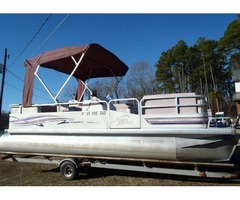 1998 Riviera Cruiser 21ft with 40hp Evinrude No trailer | free-classifieds-usa.com