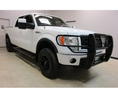 2010 Ford F150 Crew Cab 4x4 Short Bed V8 Automatic