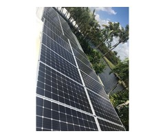 What are the customer benefits of using solar energy?