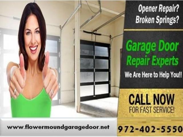 Call now for Garage Door Opener Repair Service | Flower Mound, TX | free-classifieds-usa.com