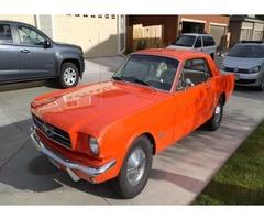 1965 Ford Mustang 2 Door Hardtop, No Rust
