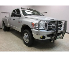 2008 Dodge Ram 3500 4wd 6.7 Diesel Crew Cab Automatic Dually