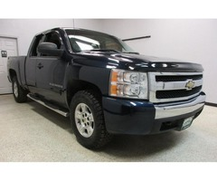 2007 Chevy 1500 4wd V8 Automatic Extended Cab Short Bed