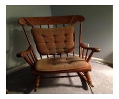 Rocking Chair - oak