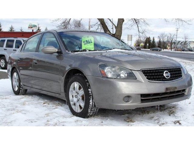 2006 NISSAN ALTIMA! 4 NEW Tires! ONLY 76K Miles - Cars - East ...