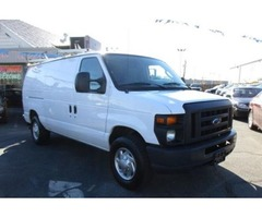 2012 FORD E250 CARGO 3dr VAN