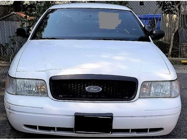 2008 Ford Crown Victoria Police Sedan - Cars - Hyattsville ...