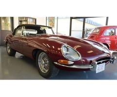 1963 Jaguar XKE OTS! Converted to a Modern 5-Speed Manual Transmission