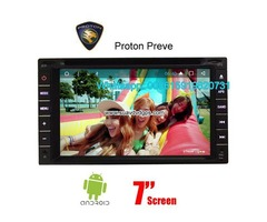 Proton Preve radio DVD GPS android