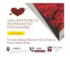 Romantic Getaway Packages, Valentine Deals | Atascaderovinoinn.com